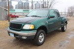 1999 Ford F150 Extended Cab 4x4
