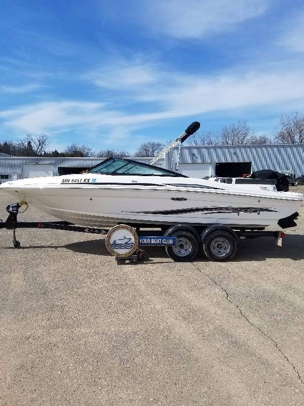 2012 Sea Ray 205 Sport w/ Trailer #8451