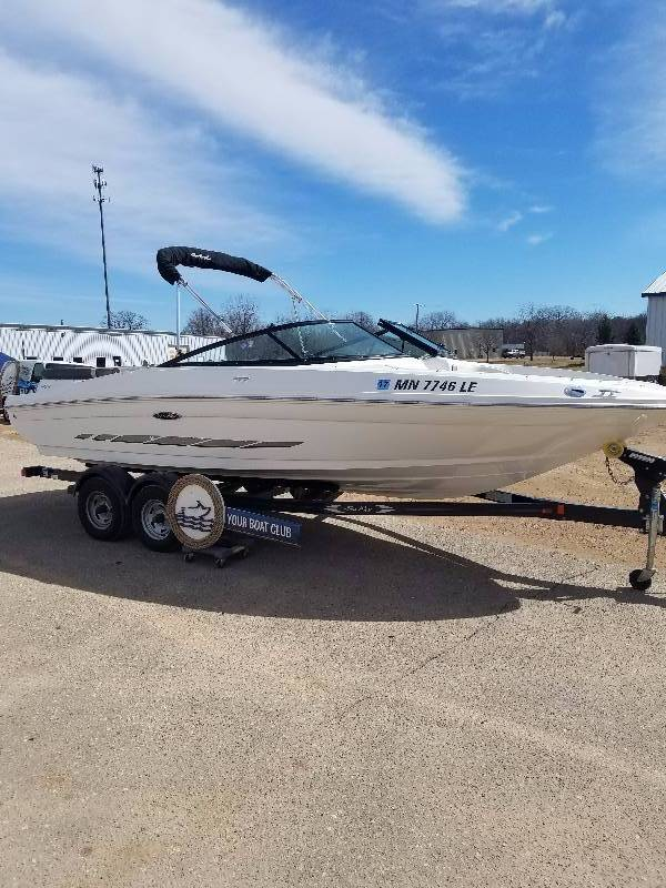 2014 Sea Ray 205 Sport w/ Trailer  #7746