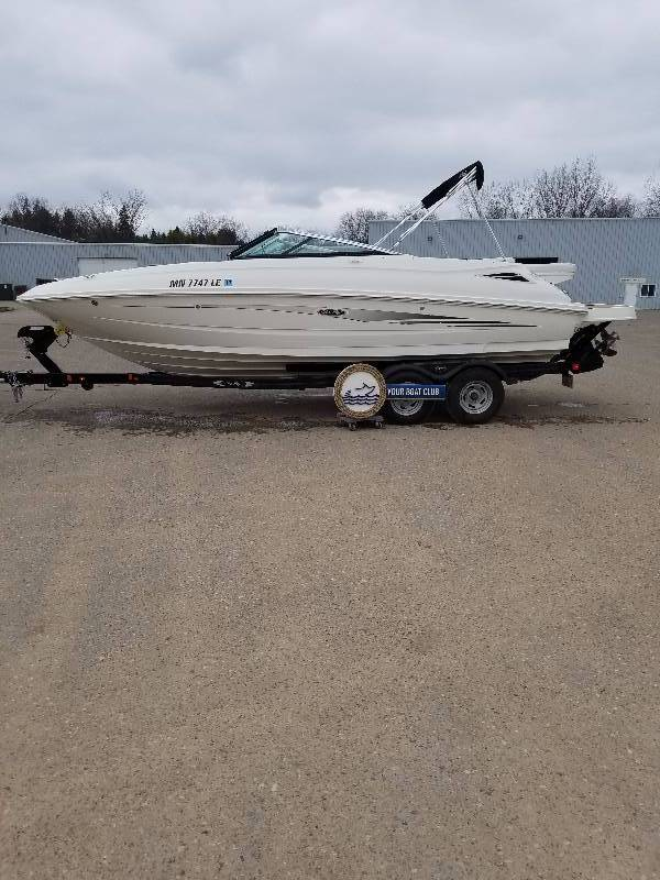 2014 Sea Ray 240 Sundeck #7747 w/ Trailer