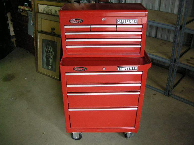 Awesome Craftsman Rolling tool Cabinet