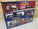 NIB Bachmann Valvoline Express Train Set