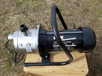 WAYNE 1HP Portable Lawn Pump..Brand new
