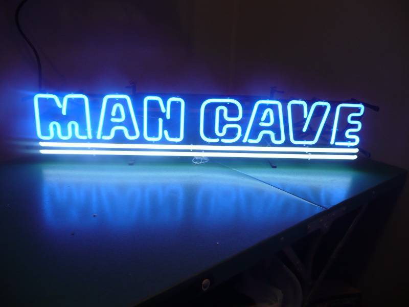 Man Cave Neon Light Signs : Neon lights for man cave home ideas