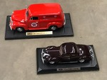 Lot Of (1) 1940 Ford Coupe & (1) 19...