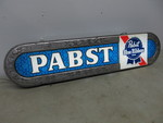 Vintage Pabst PBR Lighted Sign