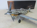 Large Elite Force WW2 Luftwaffe Bf-109 Fighter Plane