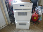 Kitchen Aid Built-In Thermal Double Oven