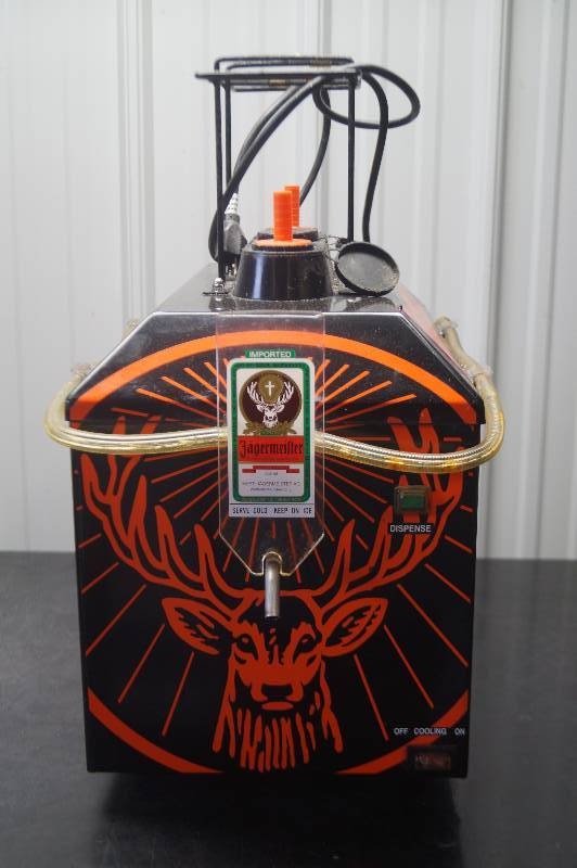 Jagermeister Cooler Moorhead Liquidation May Consignment 1 K Bid