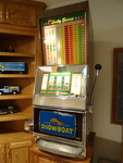 1970's era Bally showboat slot mach...