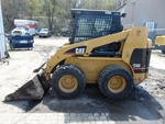 2001 Cat 246 Skidloader With Flotation Tires