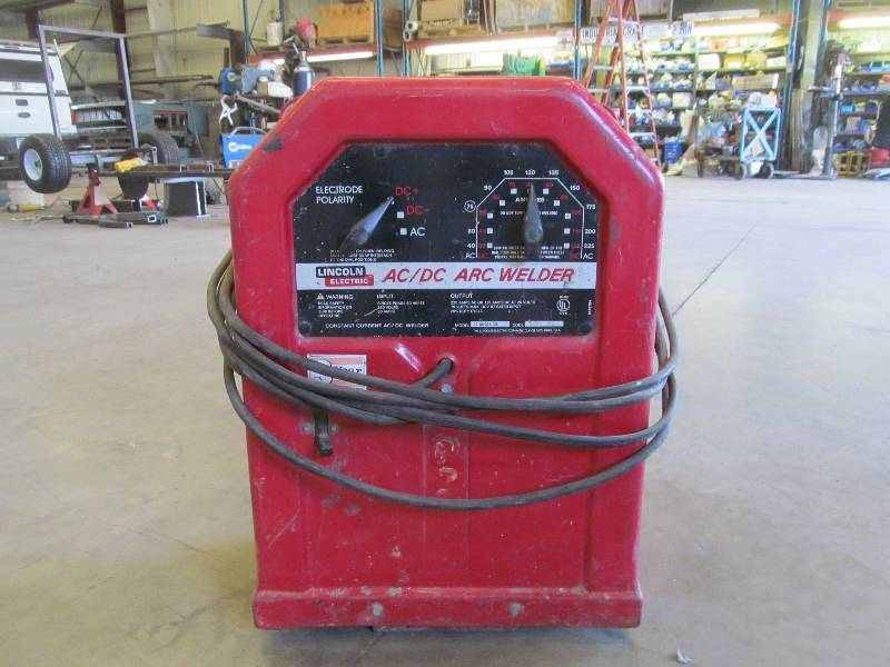 lincoln electric ac 225 arc welder manual