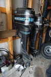 Mercury 200 20 hp Outboard Motor