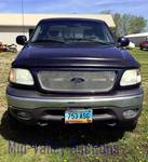 2002 Ford F150 4 x 4 Pickup NO RESERVE
