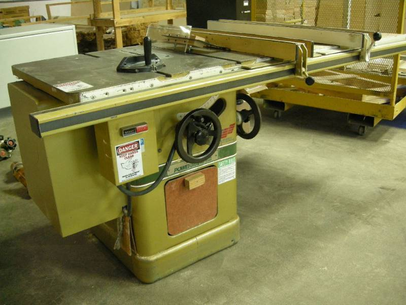 powermatic 66 table saw window mfr shop equipment molding rh k bid com powermatic 66 table saw craigslist powermatic 66 table saw for sale