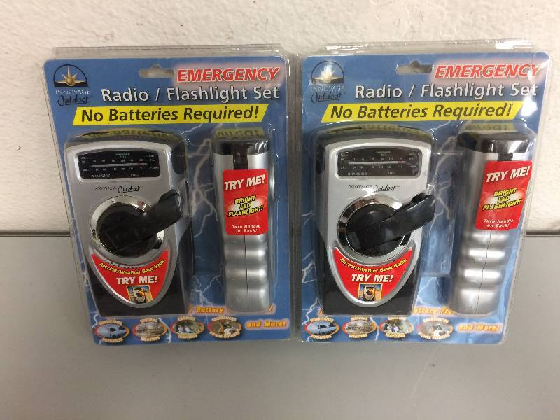 Emergency Radio's