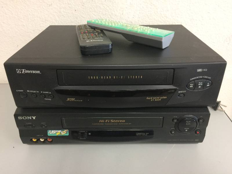 VHS Players