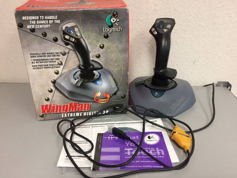Logitech WingMan Joy Stick