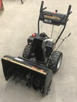 Yard Machines Gold Snowblower