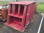 Lot Of (10) Waco Commercial 5ft Lad...