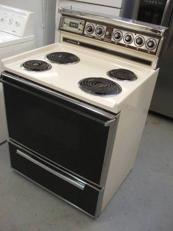 kelvinator self cleaning oven manual