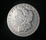 1894 S Morgan Silver Dollar [Key Date]