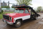 Chevrolet C20 Scottsdale Ramp Truck / Car Hauler