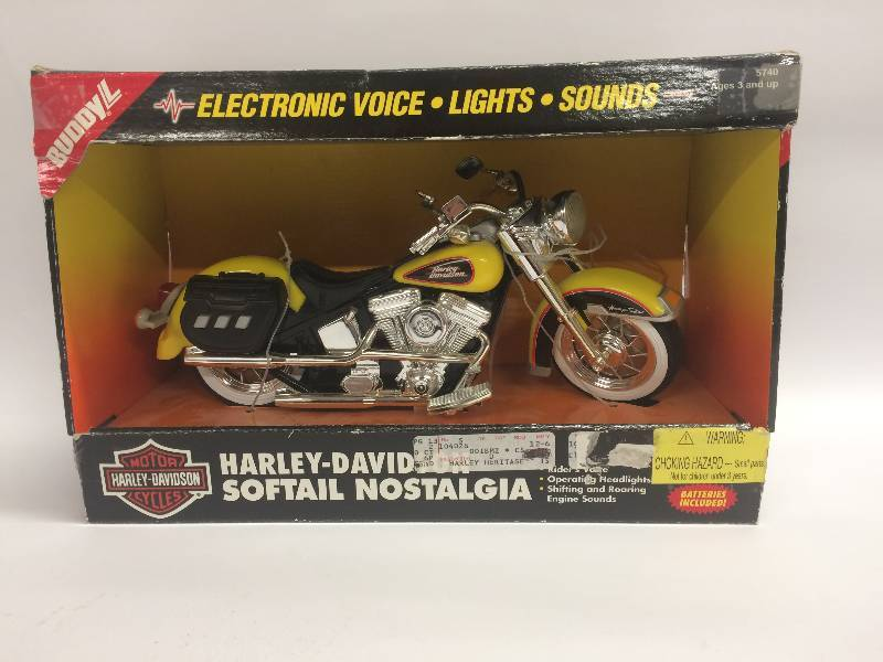 Harley Davidson Softail Toy | Model Cars/Planes, Tonka Toys