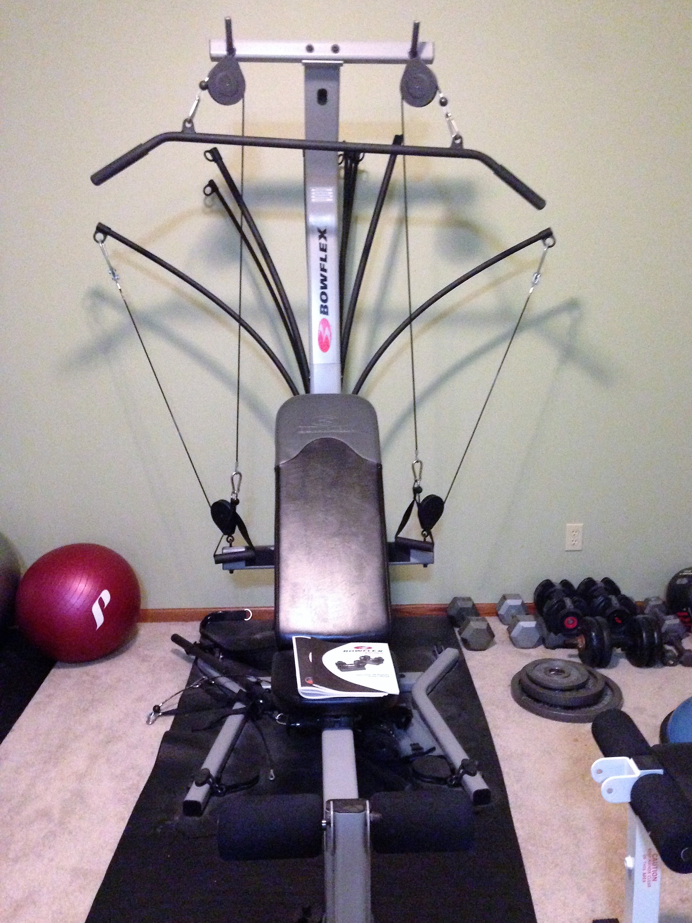Bowflex conquest home gym wyoming mn moving sale large variety