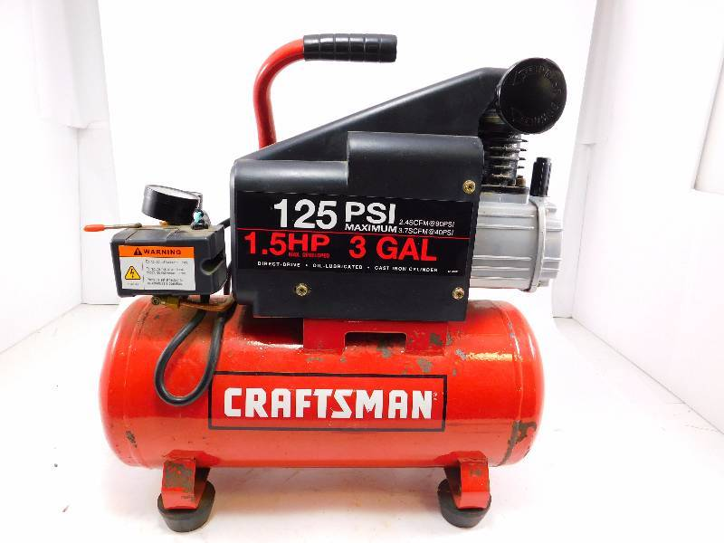 Craftsman Air Compressor | Things You Can't Live Without
