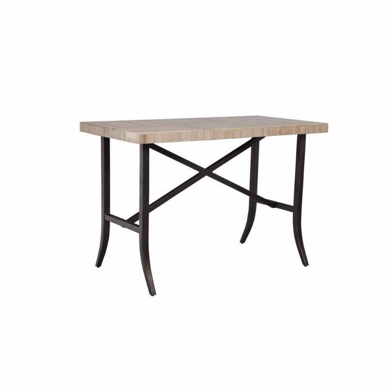 Brown jordan greystone patio dining bar table outdoor for Outdoor furniture hwy 7