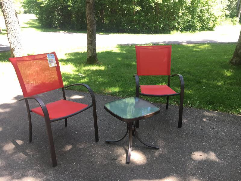 New hampton bay 3 piece patio set encore major for Outdoor furniture hwy 7