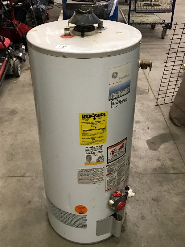 Water Heater Ge Smart Water Made Loretto Equipment