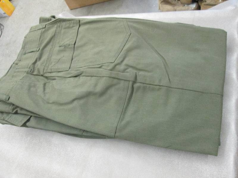 Lot of 5 New Army Green 4 Pocket Ut    | Military Surplus