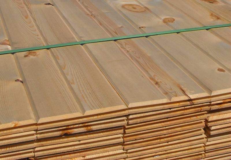 1x8x6 Ponderosa Pine Tongue And Groove North Star Online