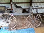 HERCULES, Antique Doctor's Buggy.. From early 1900s.