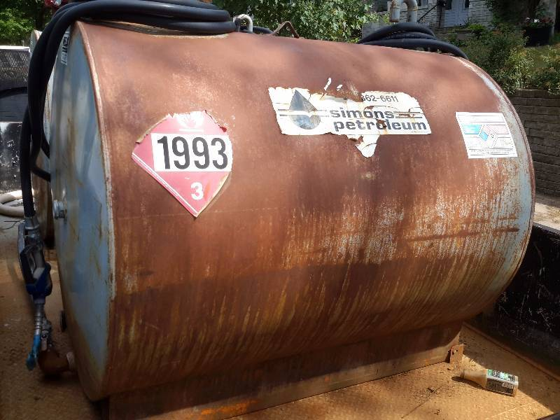 500 Gallon Fuel Tank >> 500 Gallon Diesel Tank 500 Gallon Diesel Tanks Pump And
