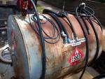 500 Gallon Diesel Tank with Pump and Hose