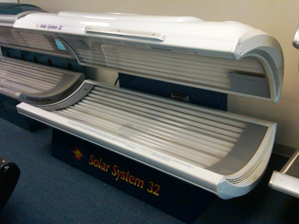 Solar System 32 Tanning Bed Commercial Tanning Beds Stand Up
