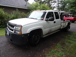 2004 Chevy 3500 Tow truck 4 x 4