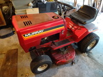 Murray lawn tractor. 12 HP briggs m...