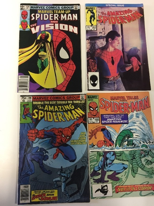 Marvel Spider-Man Special Editions Comics