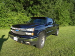 2006 Chevy 1500 Z71 off road 4 x 4 pickup
