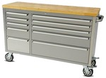 "Brand New - Thor 55"" rolling 10-drawer tool chest, New. $1,399.99"