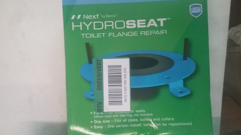 NextbyDanco Toilet Set
