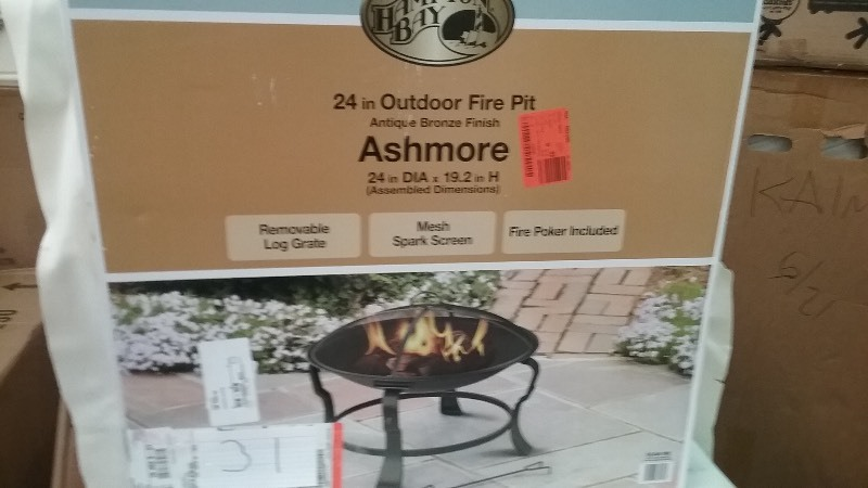 Hampton Outdoor Fire Pit