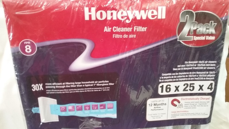 Honeywell Air Filter 2 Pack