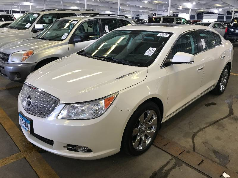 2010 buick lacrosse cxl car truck suv auction 117 k bid. Black Bedroom Furniture Sets. Home Design Ideas