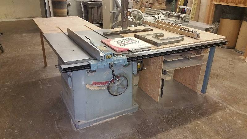 Northfield Table Saw #4