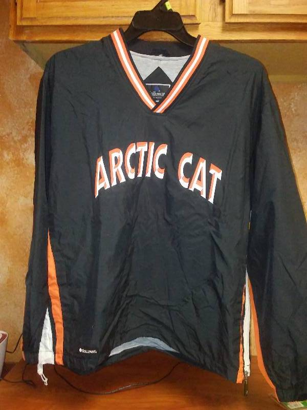 Arctic Cat AC Pullover Holloway brand Medium